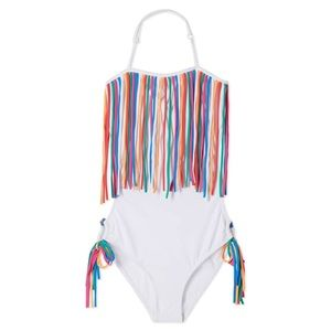 STELLA COVE FRINGE 1 PIECE SWIMSUIT ♥️IN STORES♥️